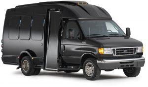 13-Passenger-Executive-Van