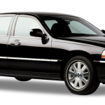 4 Passenger Lincoln Town Cars