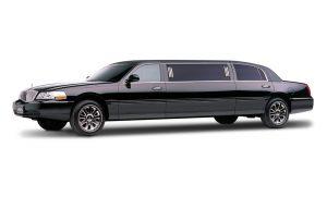 6 Passenger Lincoln Town Car Limousine
