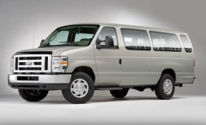 2008 E-Series Extended Length Wagon